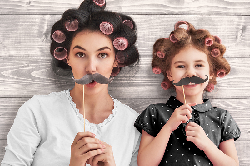funny self care tips for moms