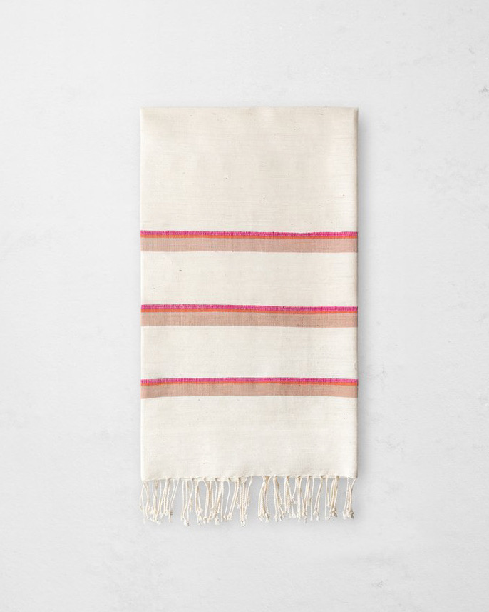 eco friendly hand towel gifts ideas